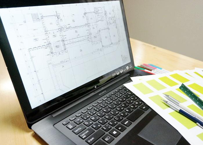 建築設計・設計監理・CMのイメージ